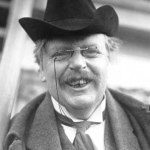 G.K. Chesterton on Joy (from Orthodoxy)