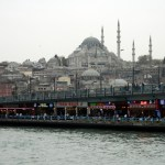 The Bosphorus Cruise–in the narrow strait between Europe and Asia!!