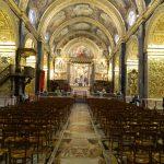 St. John's Co-Cathedral in Valetta, Malta; Caravaggio and the Knights of Malta