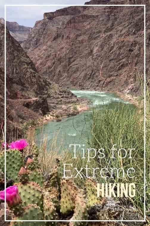 If you think you're ready for an extreme hike, read this first! #extremehike #grandcanyon