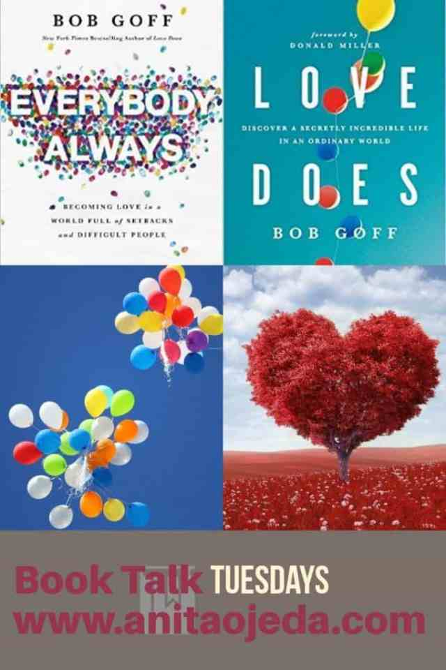 I used to think I knew how to love, but this book made me realize I only know how to love the people that don't annoy me. #everybodyalways #bobgoff #amreading