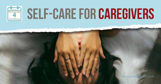 caregiver self-care
