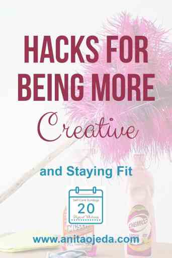 You probably would never equate housework with overcoming writer's block, but I discovered a direct connection. Find out how to reframe housework and get your creative juices flowing! #housekeeping #writersblock #amwriting #tidyhouse #rest #exercise
