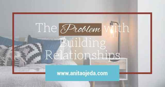 Building relationships doesn't always turn out the way we expect. But that doesn't mean we should quit.