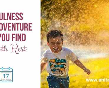 playfulness and adventure for Sabbath rest
