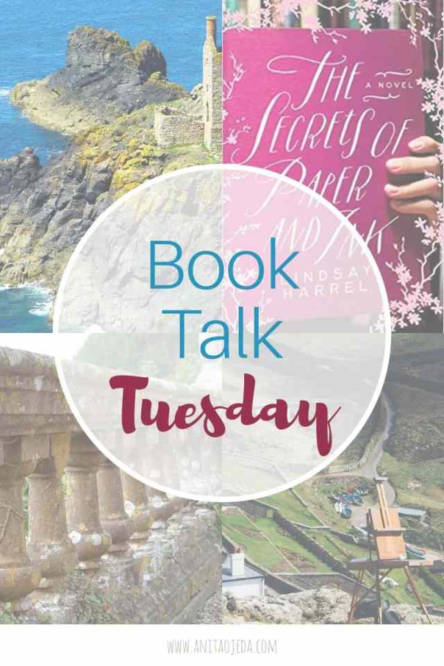 Fans of Poldark and Doc Martin will love this book about words, Cornwall, relationships, and healing. #amreading #bookreview #Inspirational #fiction #Cornwall