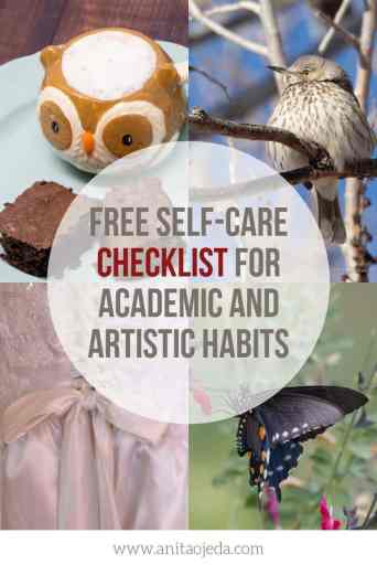 Did you know that forming healthy lifelong learning habits is essential to our well-being? You can download a free self-care checklist that will help you track your habits. #selfcare #nurture #lifelonglearning #lifelonglearner