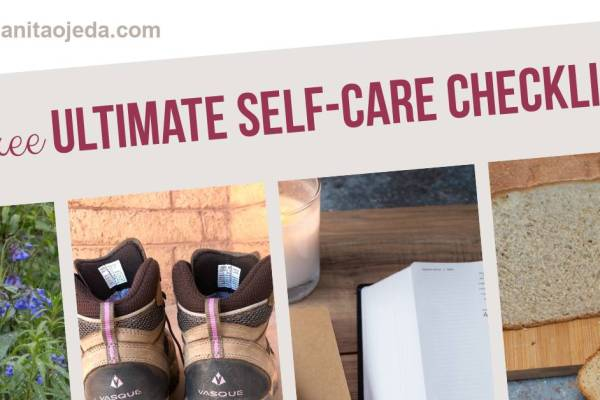 Get your FREE Ultimate Self-care Checklist today (and find out why it's important to learn to take care of yourself). Everybody needs fuel--self-care generates fuel for YOU! #selfcare #checklist