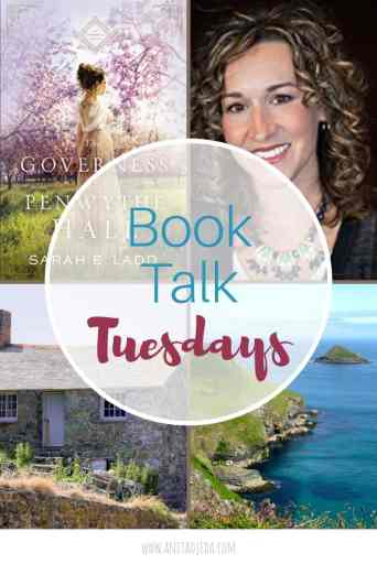 Fans of the TV series Poldark will enjoy this historical inspirational tale from the pen of Sarah Ladd. The Governess of Penwythe Hall takes readers to the cliffs of Cornwall with a tale of love, deception, and family. #amreading #bookreview
