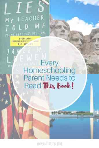 Lies My Teacher Told Me: Young Readers' Edition is a must-have for every history teacher and homeschooling parent in the United States. #history #UShistory #homeschool