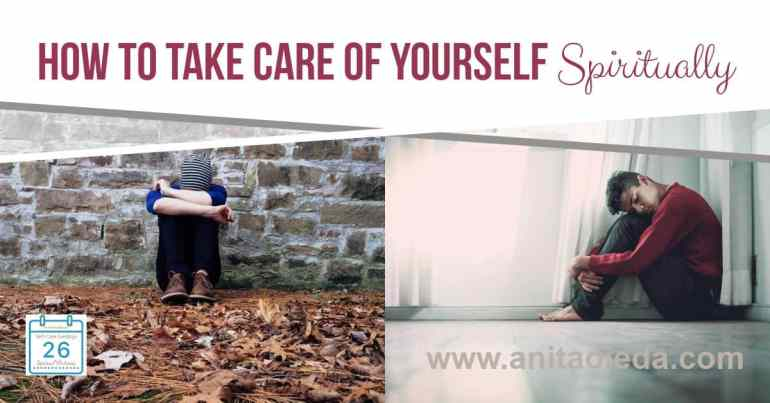 In order to take care of yourself spiritually during a mental health crisis, you'll need to come to terms with the fact that most of us experience some sort of mental health crisis at some point in our lives. #SelfCareSunday #mentalillness #mentalhealthmonth