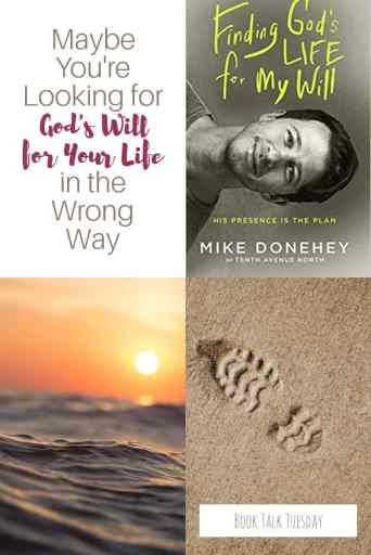 Every wanted to know God's plan for your life? I know I have! Mike Donahey's new book show's how simple it is. #Godswill #Godsplan #amreading #bookreview