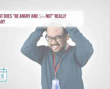Ever heard someone say, 'Be angry and sin not?' Or what about 'Don't go to bed angry?' I used to think these were mandates for me as a Christian to hold my temper and forgive my husband before we went to sleep at night. Not anymore! #anger #healthyemotions #Christian #sin