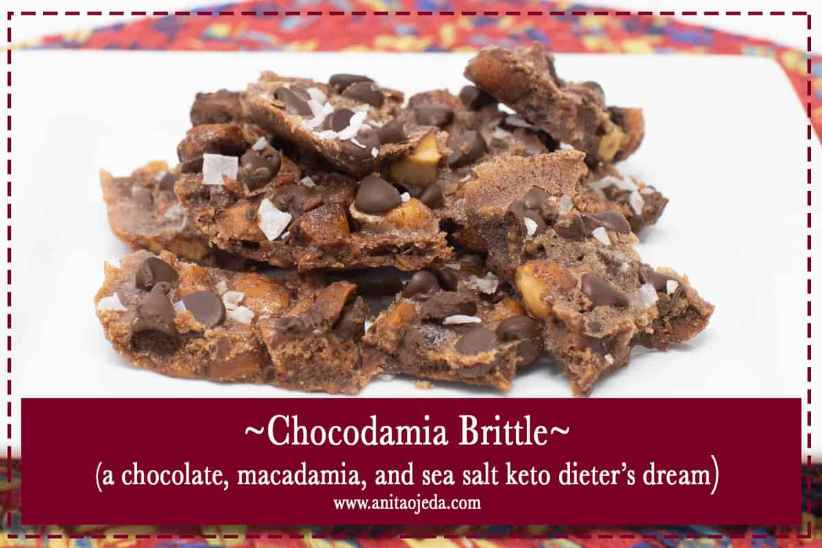 Learn to replace your scarcity mindset with an abundance mindset in order to succeed. #scarcity #deodessert #macadamia #chocolate #glutenfree #GF #lowcarb #mindset #recipe