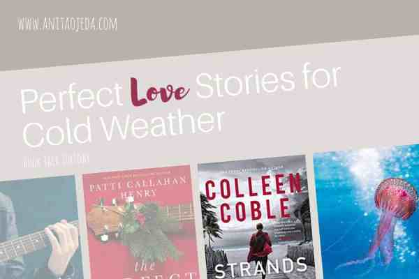 If you're looking for the perfect love story to snuggle up with on a cool autumn evening, look no further! One book will chill you with its suspenseful plot and the other will warm you with its beautiful prose and hope. #amreading #bookreviews #romance #Christmas #suspense