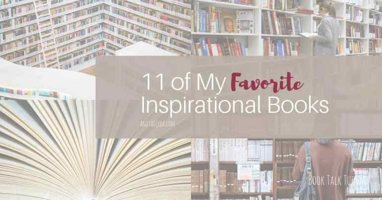 Is reading one of your favorite things? This list of my favorite contemporary and inspirational romance books might pique your fancy—and give you ideas for using those gift cards Santa left you! #books #inspirational #inspy #amreading #Christian #favoritebooks #favoriteauthors #selfcare #booktalktuesday