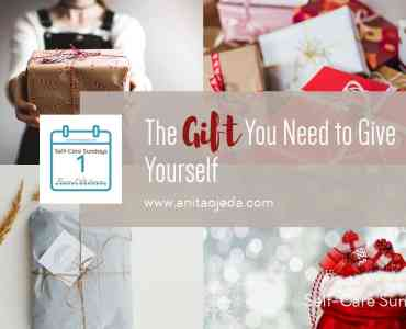 Check out these four self-care activites that will make your holiday season both manageable and enjoyable! #Christmas #holidays #relationships #SelfCare