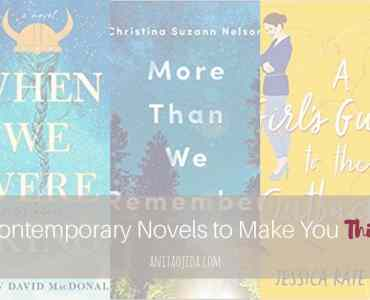 Check out these three contemporary novels--each one will make you think differently about life. And discovering other points of view helps us understand the world a little better. #amreading #notnormal #personalityclash