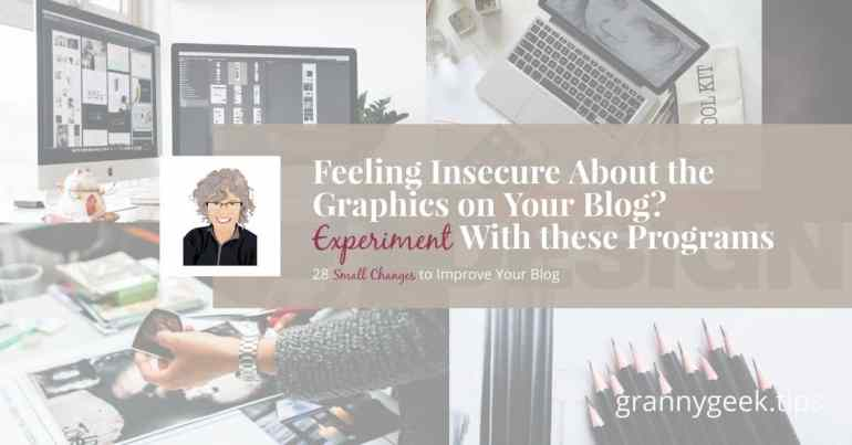 Have you ever tried to experiment with free graphic services? It seems like they change what they offer month-to-month. Check out the four services I've tried (two were free, and two cost money). #blogger #beginner #write28days #graphics #getstencil #relaythat