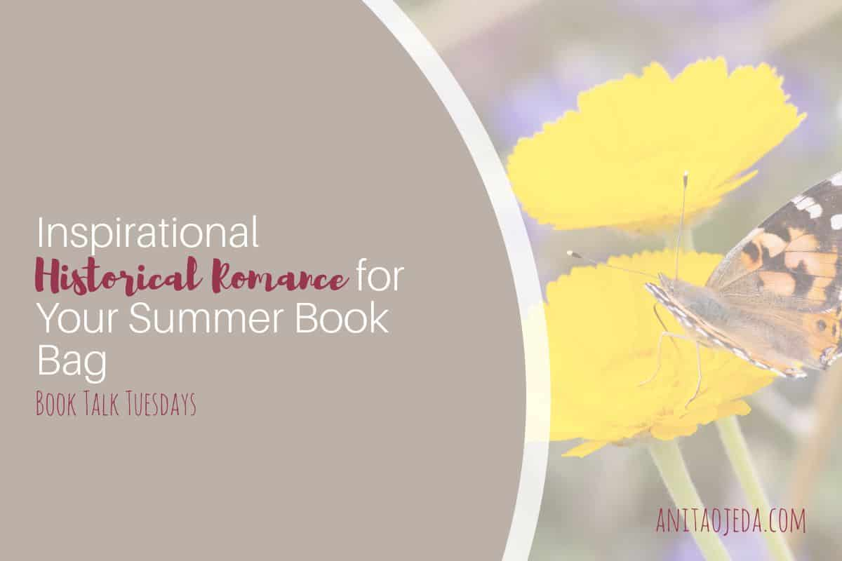 Get carried away with these inspirational historical romance titles from some of today's most talented authors! You'll laugh, cry, and marvel. Don't miss out! #amreading #bookreview #NetGalley #newreleases #inspiraitonal #historical #romance