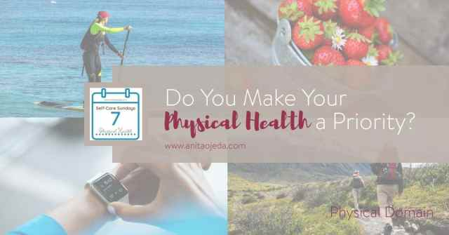 You need to prioritize your physical health because you can only get by on survival mode for so long before you start breaking down. Trust me. I know. #prioritize #physicalhealth #health #goalsetting #goals #takecareofyourself #selfcare