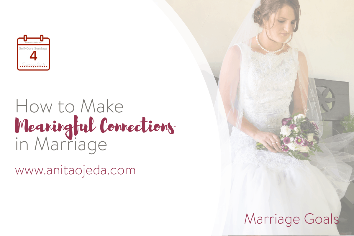 What IS a meaningful connection in marriage? Great question! Today's guest, Beth Steffaniak a certified life-coach who blogs over at Messy Marriage has answers. Join us as Beth explains how couples can have meaningful connections. #marriagegoals #selfcare #relationships #marriage #communication #selfcarehacks #selfcare #podcast