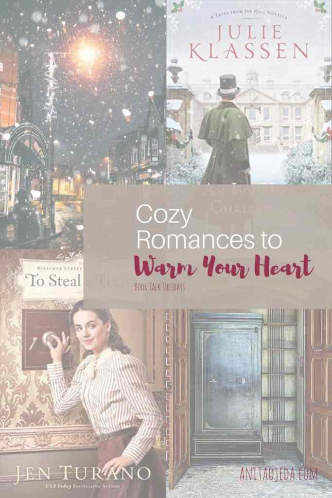Looking for a cozy romance to cuddle up with this fall? These two new releases will warm your heart. #romance #inspirational #inspy #amreading #bookreview #humor #newreleases