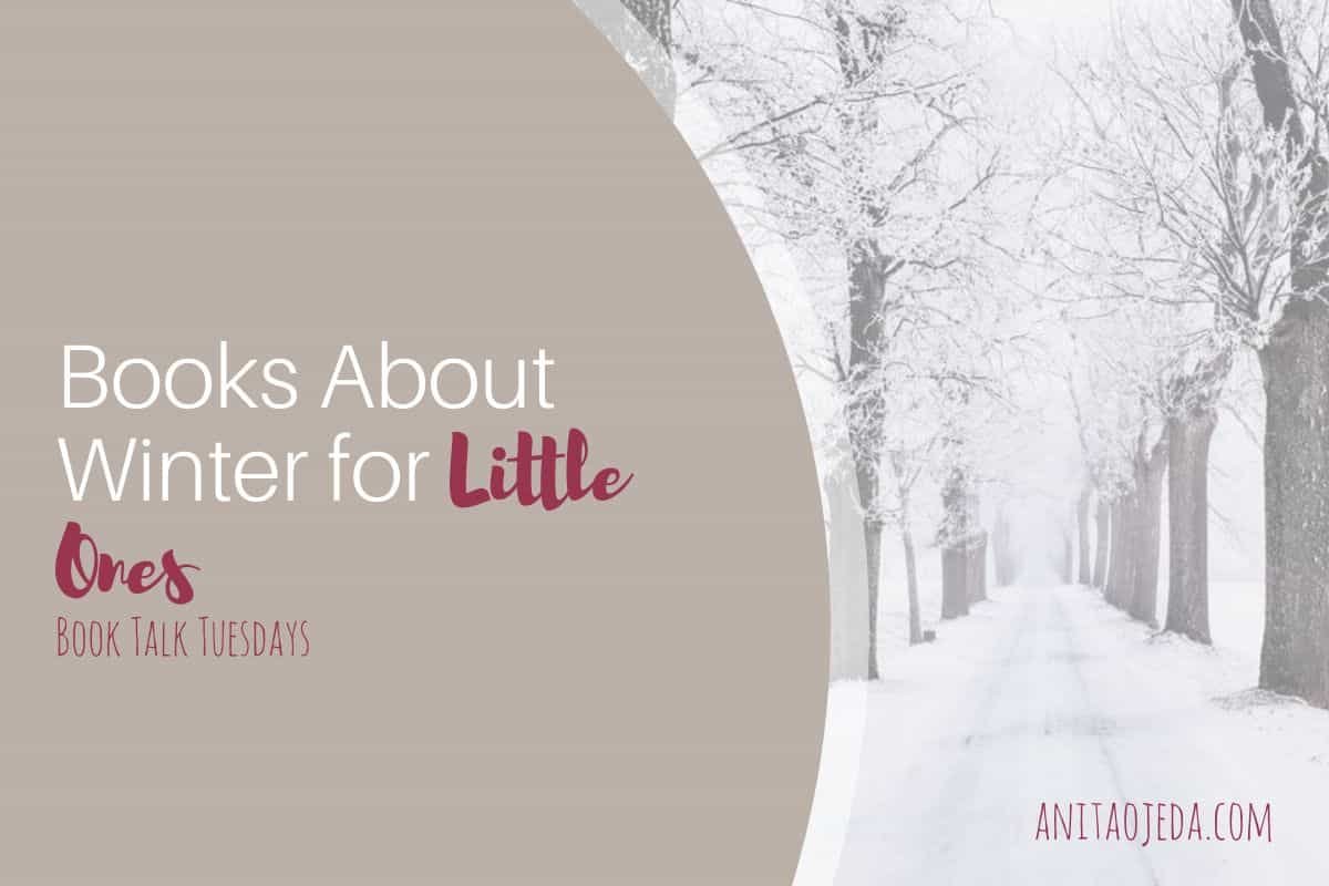 Looking for books about winter for your little ones? Check out these new releases: a picture book without words, an own-voices picture books, and a short chapter book. #kidlit #amreading #ownvoices #winter #parent #homeschooling #teacher