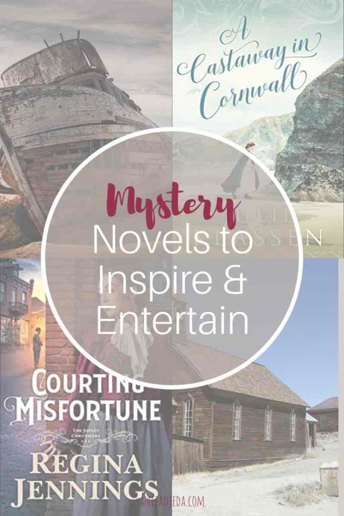 Looking for a cozy mystery that will inspire and entertain you? Check out these two new Inspirational releases that will carry you back in time with mystery, romance, and intrigue. #mystery #suspense #inspy #amreading #bookreview #inspirational #cornwall #joplin
