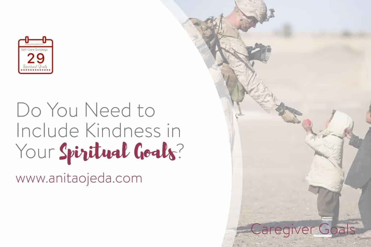 Can acts of kindness help relieve the tension and unease of this unusual year? Science says yes. Here's how to include kindness in your spiritual goals. #RAK #randomactsofkindness #kindness #goals #spiritualgoals #Christianity #kind #parenting #newyears