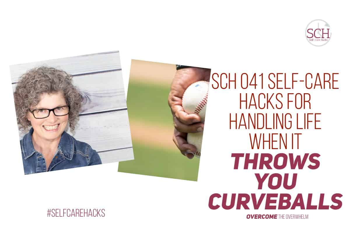 I didn't expect life to throw me a curveball this year. I don't even like baseball. But the first two months of the year have left me struggling. When life throws us curveballs, we still have choices. #curveballs #selfcare #selfcarehacks #podcast #vaccine #mountainbiking #attitude