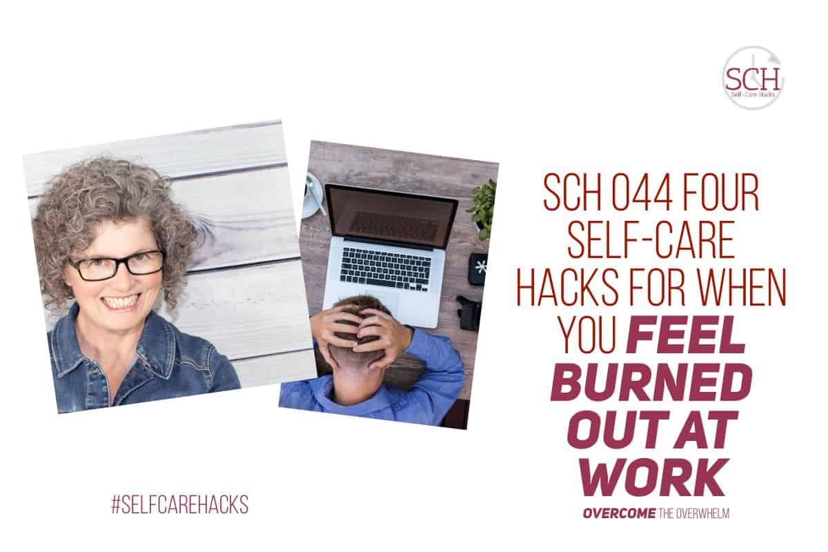 Feeling burned out at work? Overwhelmed and sick of your job? Check out these four hacks which will help you discover the difference between an avocation and a vocation. You need both. Who knew? #hobby #avocation #vocation #burnedout #burnout #selfcare #selfcarehacks #podcast #blogger #arts #blogging #photography