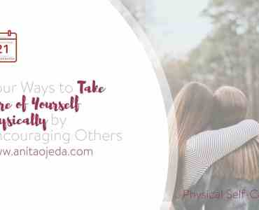 In a world where we drain ourselves taking care of others, it seems counterintuitive to take care of yourself physically by encouraging others. Find out how it all works. #encourageothers #affirmations #altruism #selfcare #physicalselfcare #selfcaresunday #selfcarehacks #physicalhealth #mentalhealth #volunteering