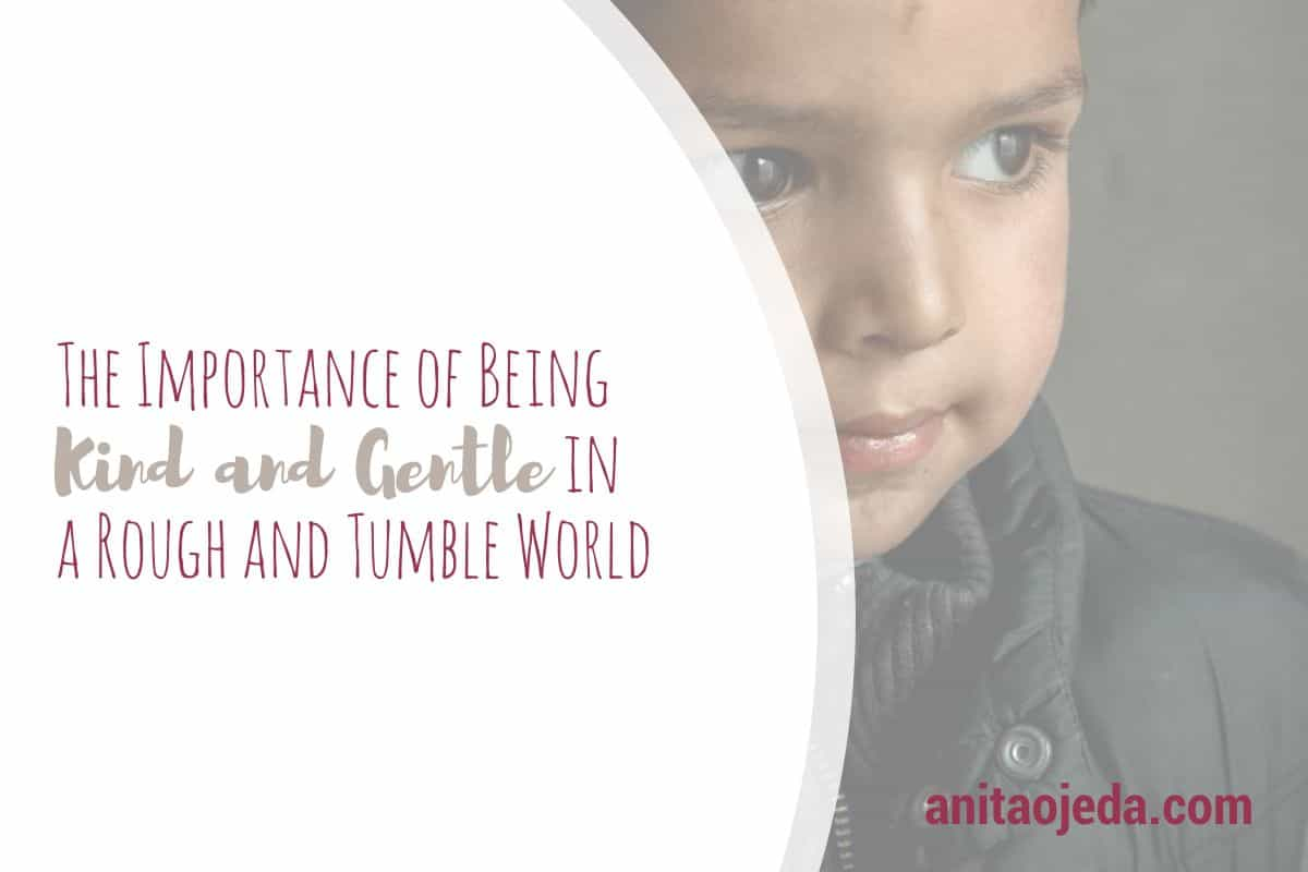 It's taken me decades to understand that being kind and gentle gets better results than lashing out in frustration and anger.#kind #gentle #kindwords #anger #indignation #harshwords #bully #Jesus