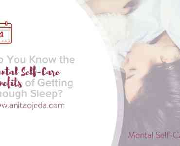 We've all woken up grumpy after a short night of sleep, but did you know getting enough sleep is a form of mental self-care? Here's why #sleep #sleepdeprivation #rest #mentalhealth #selfcare #SelfCareSunday #importanceofsleep #mood #anxiety #goals #focus