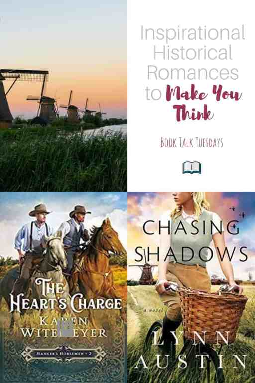 It's not every day an author can both entertain and make you think in the same book. These two new releases do just that. #amreading #bookreview #inspy #inspirational #netgalley #favoriteauthor