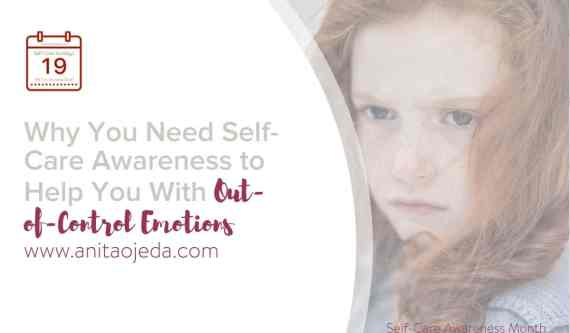 Self-care awareness is important to our physical AND mental wellness. When we fail to take care of our emotions, they often show up in our physical health. #SelfCareAwarenessMonth #selfcareawareness #mentalhealth #physicalhealth #selfcare #selfcarehacks #emotinos #emotionalintelligence #EQ #selfhelp #mysteryillness #betterhealth #takecareofyourself