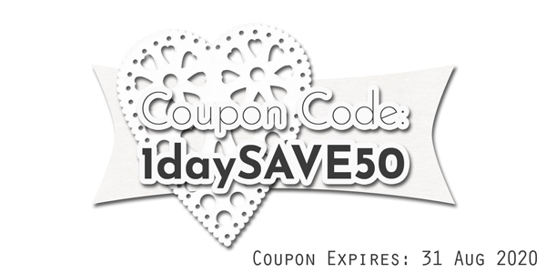 coupon code one day at a time 2