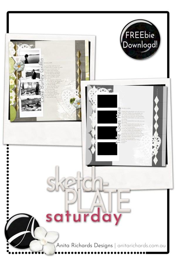 Pinterest Image: sketchPLATE Saturday 0006