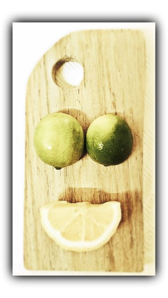 Smile Again: Day 10 Lemon, Lime and Hand-made Serving Board
