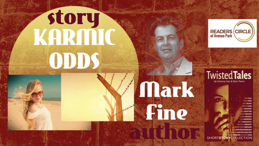 Twisted Tales short story collection featuring author Mark Fine