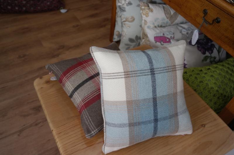 Porter & Stone Cushions Anita's Soft Furnishings Warner Street Accrington