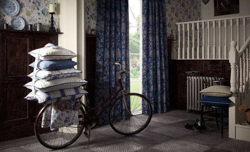 Country Manor Collection iLiv Fabrics Anitas Soft Furnishings Warner Street Accrington
