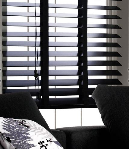 Wooden Blinds Anitas Soft Furnishings Accrington