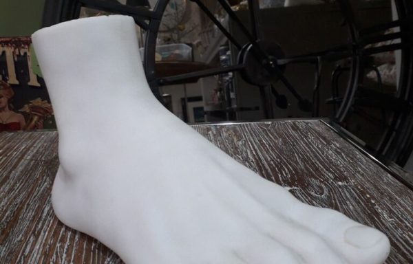 Faux Marble Foot