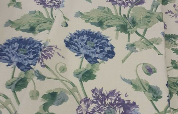 Laura Ashley Hepworth blackout lined made to measure curtains