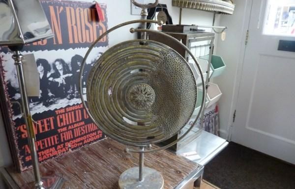 """Metal circle lantern 24"""" tall £28"""
