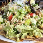 Topopo Salad El Azteco Style