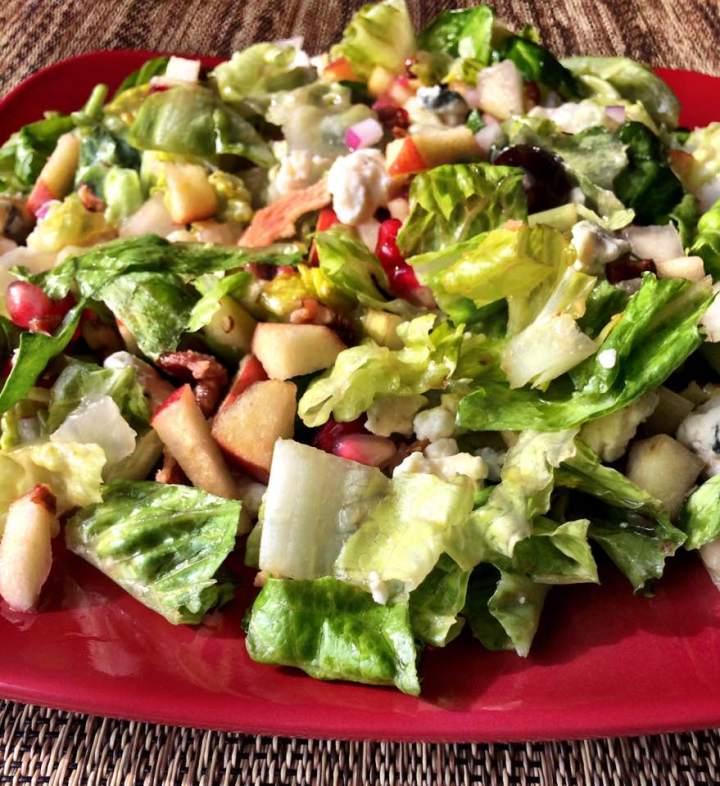 Chopped Autumn Salad