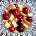 White Christmas Cranberry Sangria